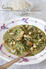 brouillon de cuisine curry de moules épinards et pois chiches mes brouillons de