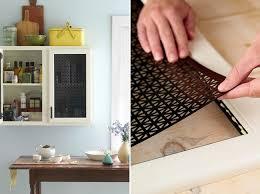 Kitchen Cabinet Door Idea Makeover Filigran Panel ΙΔΕΕΣ για να - Building kitchen cabinet doors