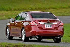 nissan altima 2015 rear bumper 2014 nissan altima reviews and rating motor trend