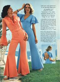 1970s jumpsuit host a 1970s dinner and we ll tell you what you should