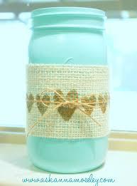 Mason Jar Vases For Wedding Mason Jar Vases Gift Idea Ask Anna