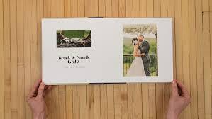 handmade wedding albums handmade album for a winery wedding myers columbia