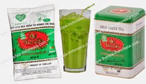 cara membuat thai tea latte thai tea number one brand number one chatramue brand