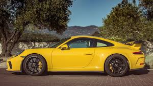 how much does a porsche gt cost 2018 porsche 911 gt3 release date price and specs roadshow