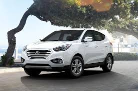 hyundai tucson 2016 brown 2015 hyundai tucson fuel cell first drive motor trend