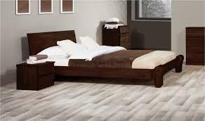 lit de chambre lit contemporain bona wenge chambre contemporaine en bois massif