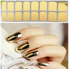 metallic nail foil wraps popular nail foils kit buy cheap nail foils kit lots from china