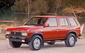 old nissan truck nissan pathfinderpremier autos magazine