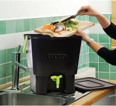 Kitchens At Bunnings Kitchen Composter 500ml Bokashi Bokashi Bucket Bokashi Bin