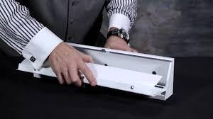 truaire baseboard diffuser install youtube