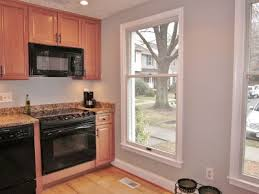 what wall color looks with maple cabinets kitchen update paint kitchen paint colors grey kitchen