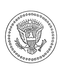 seal coloring page the great seal of the united states coloring page kdg social