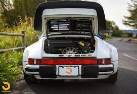 1987 porsche 911 slant nose 1987 porsche 911 turbo cabriolet northwest european