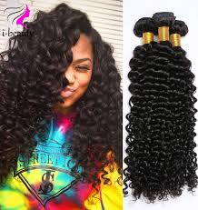 picture of hair sew ins indian curly virgin hair 3 bundles deep wave hair 100 human hair
