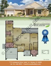 Beechwood Homes Floor Plans Floor Plans U2013 Beechwood Builders U2013 Venice Florida