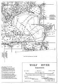 Wisconsin Dnr Lake Maps by Poygan Lake 1 Waushara County Wisconsin
