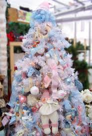 Pastel Blue Christmas Decorations by 78 Best Cute Pastel Pink Christmas Images On Pinterest Christmas