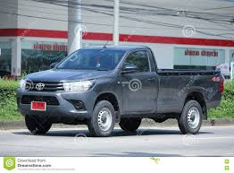 toyota new private pick up car toyota new hilux revo editorial photography