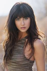 25 gorgeous long haircuts with bangs ideas on pinterest bangs