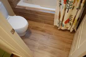 awesome wooden floor tiles for bathroom in diy home interior ideas