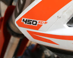 ktm motocross helmets 2017 ktm 450xc f dirt bike test