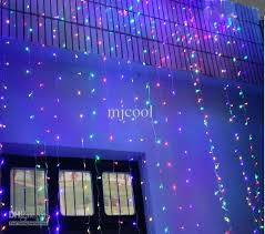random twinkle led net lights christmas led net lights ct holiday time random twinkle light set