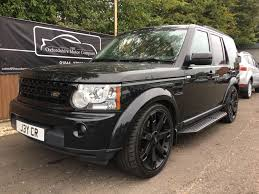 used land rover discovery 2010 land rover discovery 4 4 tdv6 hse 19 995