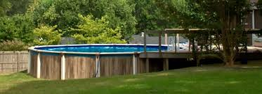 swimming pools above ground vs in ground