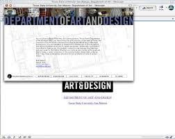 Texas State Art And Design David Shanks Cv 225 287 6623