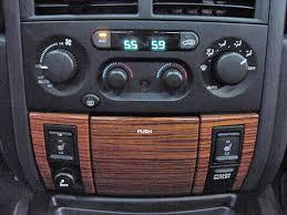 2000 jeep grand seats jeep grand wj power and heated seats