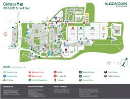 Algonquin Map Location Information Security