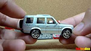 matchbox land rover discovery land rover discovery 2004 motormax die cast car collection no