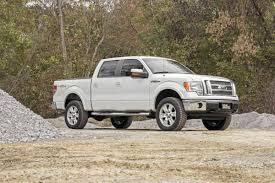 Ford Raptor With Lift Kit - 2in leveling strut extensions lift kit for 09 13 ford f 150 pickup