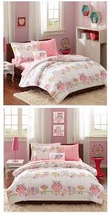 girls cowgirl bedding fun pink owl bedding girls comforter twin full queen comforter bed