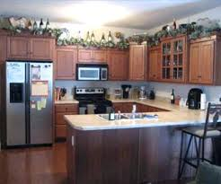 Kitchen Cabinet Tops Ideas For Decor On Top Of Kitchen Cabinets Design18kitchen Cabinet