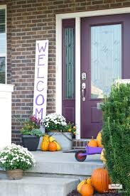 dressing your drees home for the fall a homeowner spotlight u2013 at home