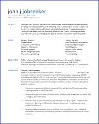 computer user support specialist resume sample patient care