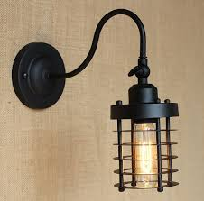 Sconce Mirror Loft Style Edison Decorative Wall Sconce Mirror Wall Light