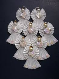Christmas Decorations Angel Wings by 38 Best Christmas Decorations For Images On Pinterest