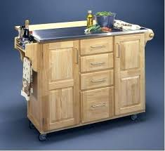 stainless steel movable kitchen island kitchen movable cabinets small rolling kitchen island trolley