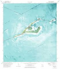 Map Of Marathon Florida by Long Key Topographic Map Fl Usgs Topo Quad 24080g7