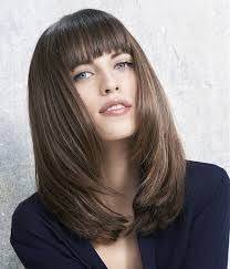 flip hairstyles for long face shape hairstyles for long faces