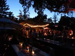 Patio Cafe Lights by Market Lights Jane Hammond Events Full Service Catering And