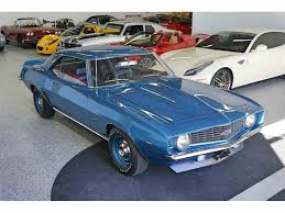blue 1969 camaro 1969 chevrolet camaro for sale on classiccars com 280 available
