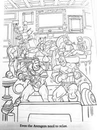 avengers coloring page coloring pages of epicness pinterest