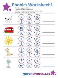 11 best phonics worksheet images on pinterest free phonics