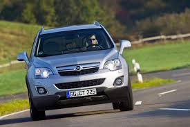 opel suv antara 2011 opel antara price revealed