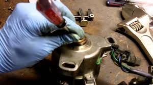 honda distributor oil seal replacement youtube