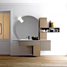 wall hung washbasin cabinet wooden design kit sky