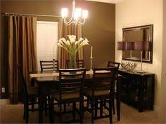 chocolate brown dining room dining room pinterest room